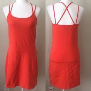 Moda International Spaghetti Strap Mini dress